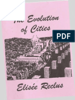 Reclus - The Evolution of Cities