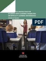mathematics instruction ld guide for teachers1
