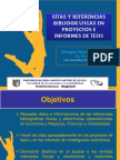 Referencias Py e Informes TesisEcon EHB