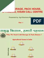 Cold Storage & Pack House Presentation 1