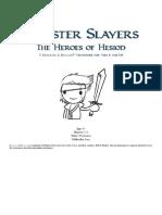 Monster Slayer - Heroes of Hesiod