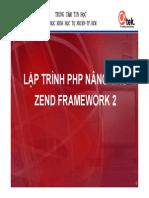 Bai Giang Zend Framework 2