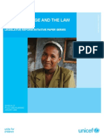child marriage and the law1