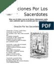 Oraciones Por Los Sacerdotes