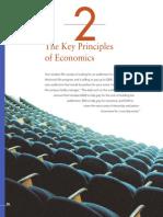 the key priciples of economics