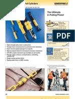 Enerpac BRC & BRP Series Catalog