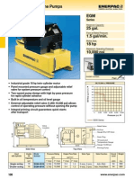 Enerpac EGM Series Catalog