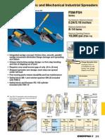 Enerpac FSM & FSH Series Catalog