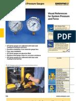 Enerpac GP GF Series Catalog