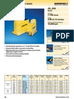 Enerpac JHA Series Catalog