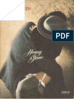 Henry and June - Αναΐς Νιν