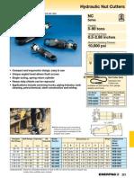 Enerpac NC Series Catalog