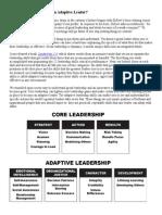 LEADER - Leadership 2.0