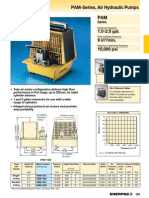 Enerpac PAM Series Catalog