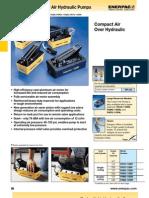 Enerpac PA Series Catalog