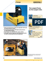 Enerpac PE-8000 Series Catalog