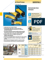 Enerpac P Series Catalog Lightweight