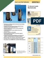 Enerpac RACL Series Catalog