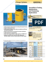 Enerpac RCH Series Catalog