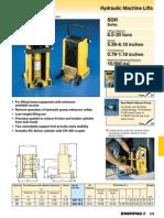 Enerpac SOH Series Catalog