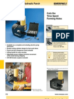 Enerpac SP Series Catalog