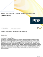 06_Flexi WCDMA BTS and Module Overview (WN5.0 - RU10)