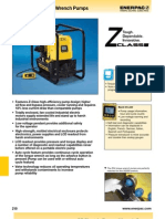 Enerpac ZE Series Catalog Torque