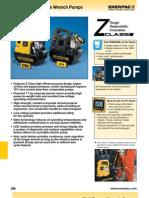 Enerpac ZU4 Series Catalog Torque
