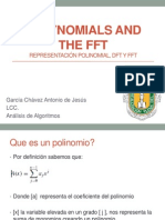 Polynomials and the FFT