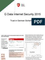 G Data Internet Security 2015