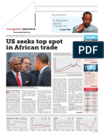 Vanguard Markets - August 11, 2014 Edition