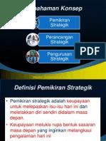 Pemikiran Strategik Dan Formulasi Sekolah