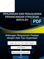 Penjanaan Dan Penjajaran Pelan Strategik