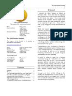 The Gold Standard Journal 12