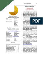 The Gold Standard Journal 16