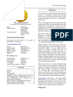 The Gold Standard Journal 25