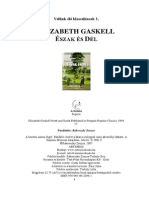 Gaskell Elizabeth - Eszak Es Del