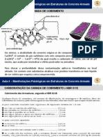 Patologias No Concreto Armado - PARTE 05
