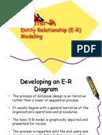 e r model chapter 5