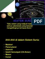 Sistem Suria Tahun 4