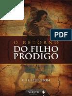 eBook o Retorno Do Filho Prodigo