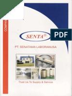 Senta Chemical Catalog