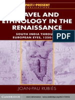 [Joan-Pau Rubies] Travel and Ethnology in the Rena(BookSee.org)