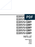 FS-1020MFP-1025-1120-1125-1220-1320-1325-PL