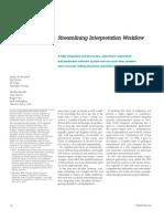 Streamlining Interpretation Workflow