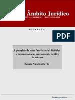 Renata - Âmbito Jurídico - Função Social