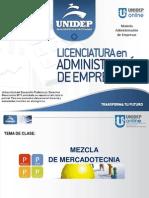 SEM3 TEMA 4 La Mezcla de Mercadotecnia