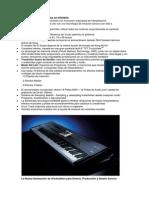 Características Principales de KRONOS