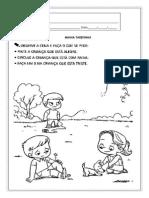 Atividade Prontas Para Imprimir