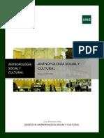 Antropología Social y Cultural Guía II